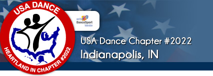 USA Dance (Heartland) Chapter #2022